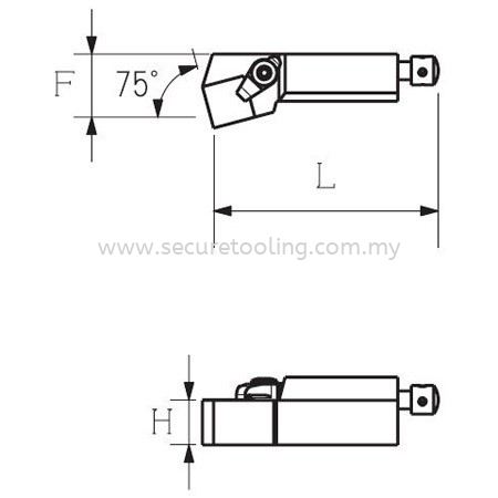 Marox CSKP 75бу CNC CARTRIDGE,INK CARTRIDGES MILLING CUTTER Malaysia, Selangor, Kuala Lumpur (KL), Shah Alam Supplier, Suppliers, Supply, Supplies | Secure Tooling Systems Sdn Bhd