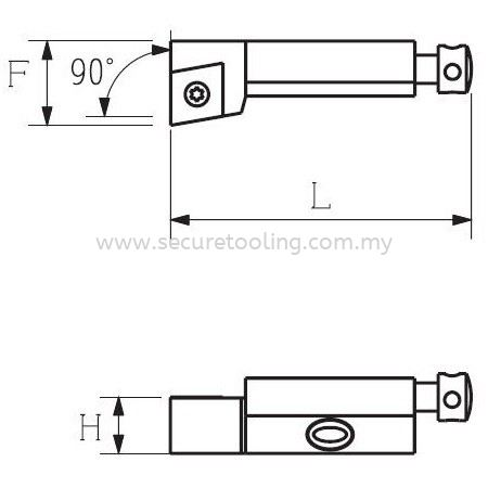 Marox SCFP 90бу CNC CARTRIDGE,INK CARTRIDGES MILLING CUTTER Malaysia, Selangor, Kuala Lumpur (KL), Shah Alam Supplier, Suppliers, Supply, Supplies   Secure Tooling Systems Sdn Bhd