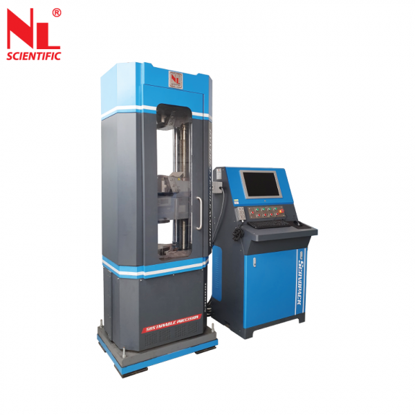 Universal Testing Machine 600 kN - NL 6000 X / 014 Steel Testing Equipments Malaysia, Selangor, Kuala Lumpur (KL), Klang Manufacturer, Supplier, Supply, Supplies | NL Scientific Instruments Sdn Bhd