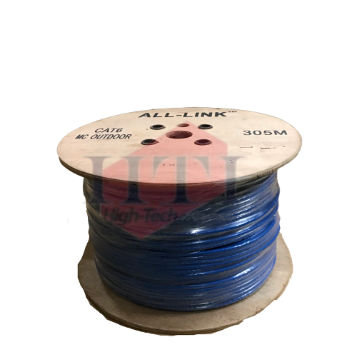 ALL-LINK CAT6 4PAIR UTP MULTICORE CABLE 300M Network/ LAN Cable Networking Products Johor Bahru (JB), Malaysia Suppliers, Supplies, Supplier, Supply | HTI SOLUTIONS SDN BHD
