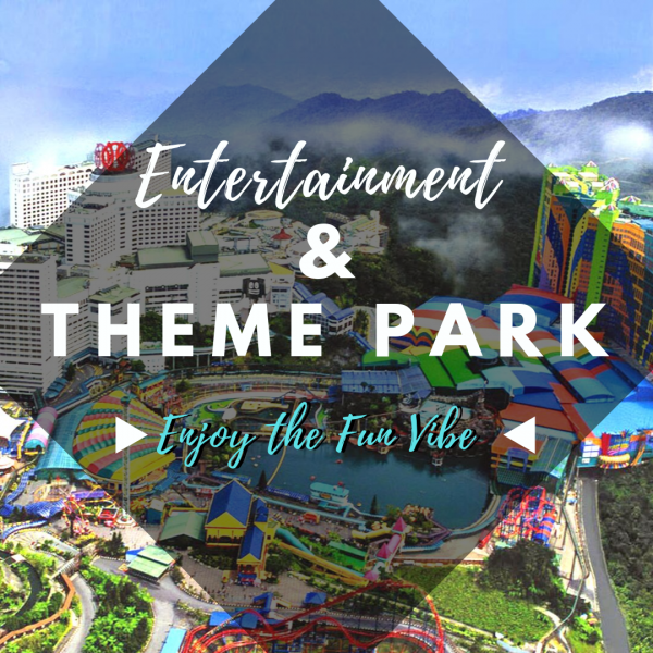 ENTERTAINMENT & THEME PARK INBOUND Tours Malaysia, Kuala Lumpur (KL), Selangor, Ampang Package, Agency, Application, Services | B&R Travel Sdn Bhd