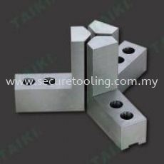 Taiki Chuck Jaws (Special L Type - B) SOFT JAWS, HARD JAWS ,T-NUT, TONGUE & GROOVE & BORING FIXTURES JAWS, FORMING RINGS Malaysia, Selangor, Kuala Lumpur (KL), Shah Alam Supplier, Suppliers, Supply, Supplies   Secure Tooling Systems Sdn Bhd