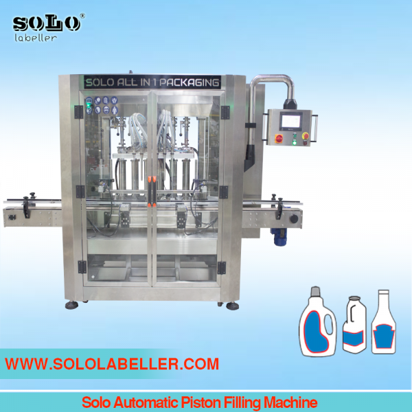Solo Automatic Piston Filling Machine Filling Machine System Selangor, Malaysia, Kuala Lumpur (KL), Puchong Machine, Manufacturer, Supplier, Supply | Solo Labelling Sdn Bhd