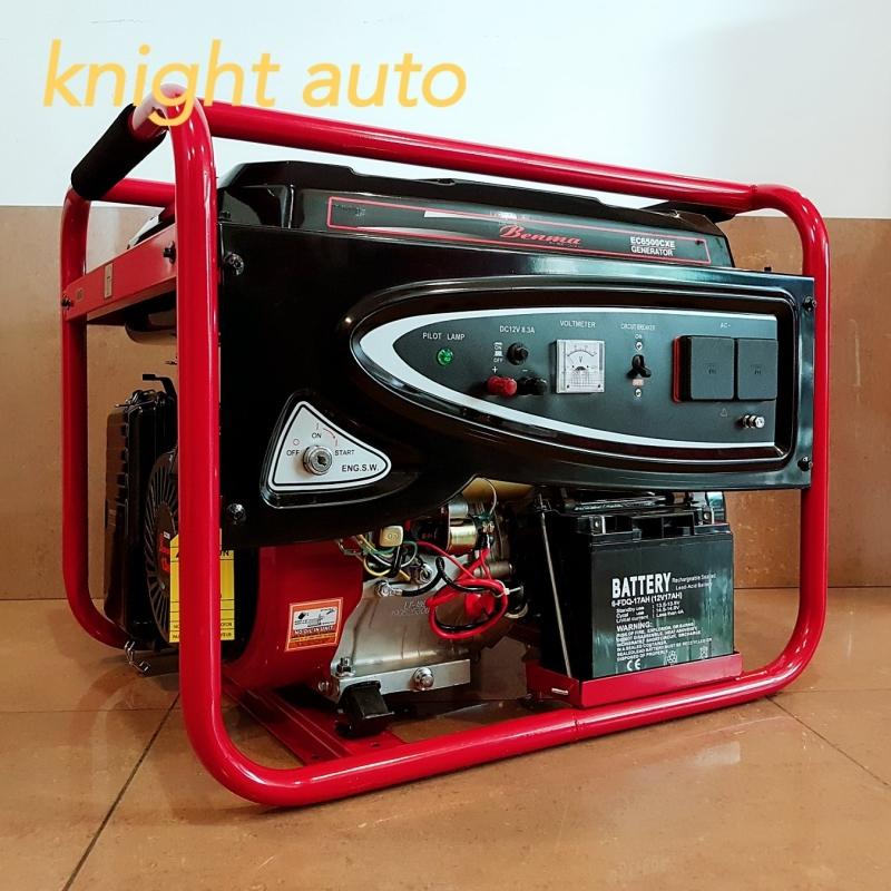 Benma EC6500CXE Gasoline Generator 5kva (Eletric Start) ID31475
