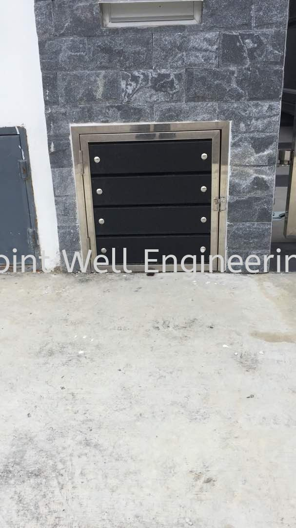 Garbages Box Garbages Box Others Product  Johor Bahru (JB), Johor Installation, Supplier, Supplies, Supply | Joint Well Engineering