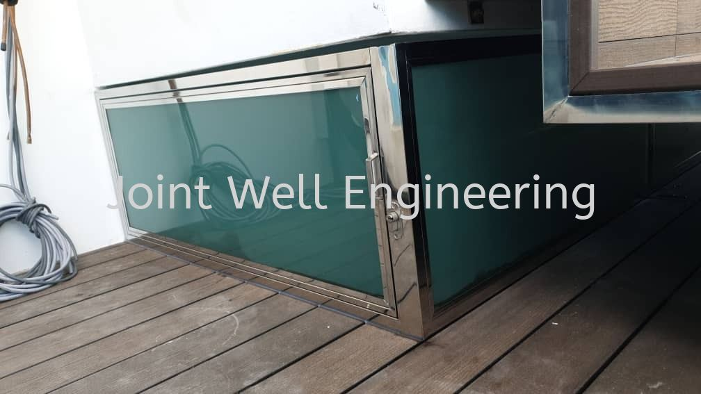 Storages Cabinet With Glass Frame Steel And Glass Others Product  Johor Bahru (JB), Johor Installation, Supplier, Supplies, Supply | Joint Well Engineering
