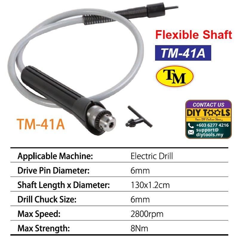 TM Flexible Shaft TM-41A