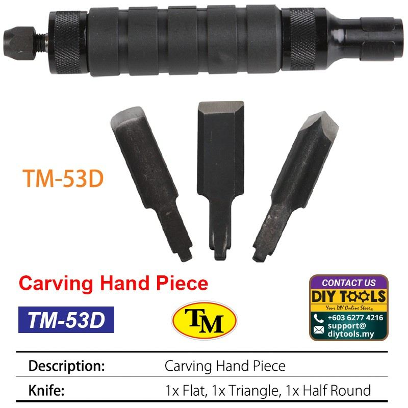 TM Carving Hand Piece TM-53D