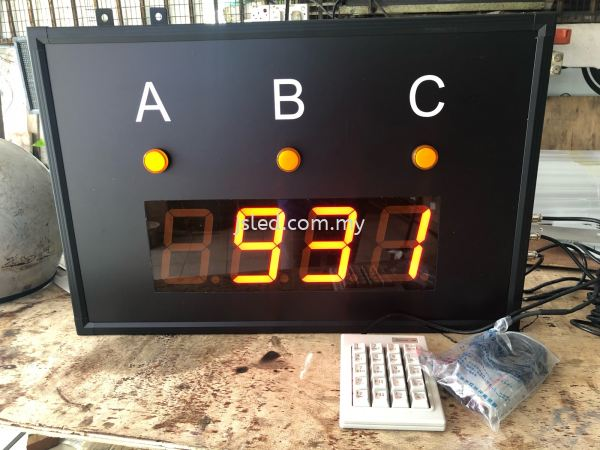 Counter Plus Show Running Product Type Seven Segment Display  Penang, Malaysia, Perai Supplier, Suppliers, Supply, Supplies | J S Led (M) Sdn Bhd