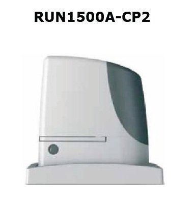 NICE RUN1500A-CP2 Sliding Gate NICE Gate Security Johor Bahru (JB), Taman Sentosa, Malaysia Installation, Supplier, Supply, Supplies | TITAN CCTV & SECURITY SYSTEM
