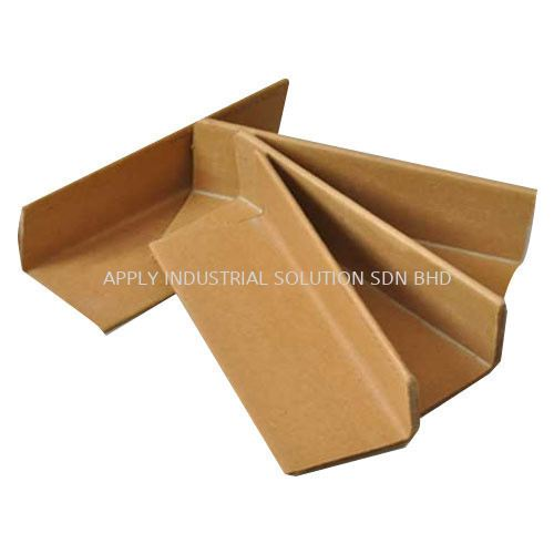 Edge Protector (Kraft Paper) Protective Packaging Transport & Protective Packaging Products Penang, Malaysia, Butterworth Supplier, Wholesaler, Supply, Supplies | Apply Industrial Solution Sdn Bhd