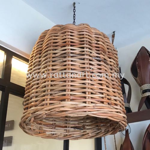 RATTAN PENDANT LIGHT JESS