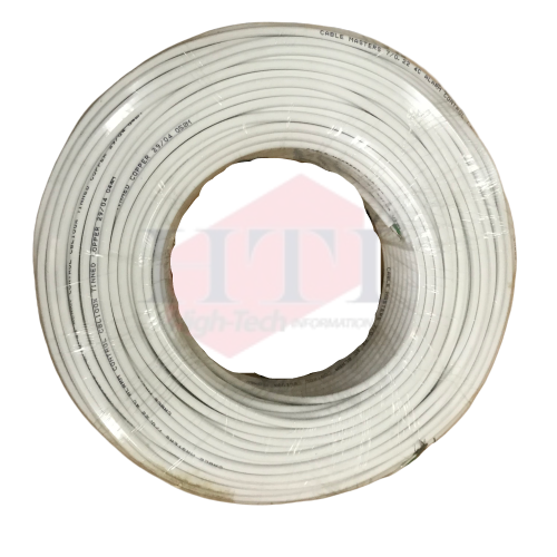 CABLE MASTERS 4CORE ALARM CABLE 7/0.22 TC 100M Alarm Control Cable Alarm Systems Johor Bahru (JB), Malaysia Suppliers, Supplies, Supplier, Supply | HTI SOLUTIONS SDN BHD