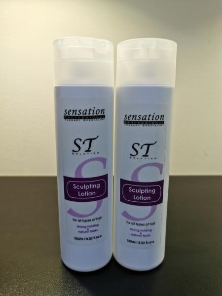 ST SCULPTING LOTION 280ML ST Series Negeri Sembilan, Malaysia, Seremban, Senawang Supplier, Suppliers, Supply, Supplies | Hairologist (M) Sdn Bhd