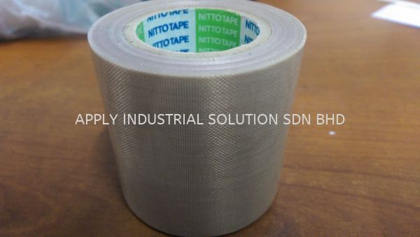 Nitto 973 Teflon Tape Adhensive Hardware / Others Penang, Malaysia, Butterworth Supplier, Wholesaler, Supply, Supplies   Apply Industrial Solution Sdn Bhd