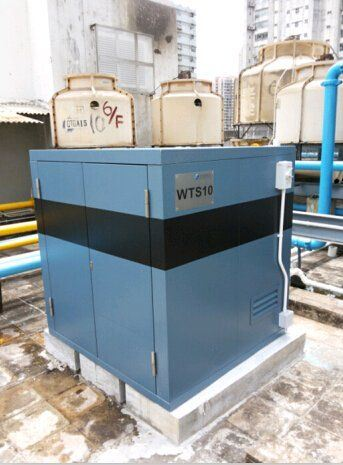 EXCELTEST SYNERGY CHEMICAL FREE COOLING TOWER WATER TREATMENT SOLUTION Chemical Free Scale Removal Solution Eco-Friendly Cleaning Products Malaysia, Selangor, Kuala Lumpur, KL, Petaling Jaya, PJ. Supplier, Suppliers, Supplies, Supply | Excel Test Sdn Bhd