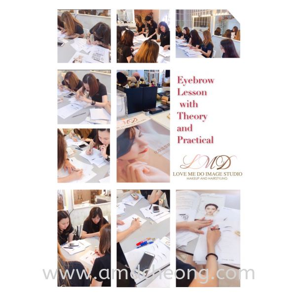 Professional Bridal Makeup and Hairstyling Course Singapore Service | Amanda Cheong Make Up Artist