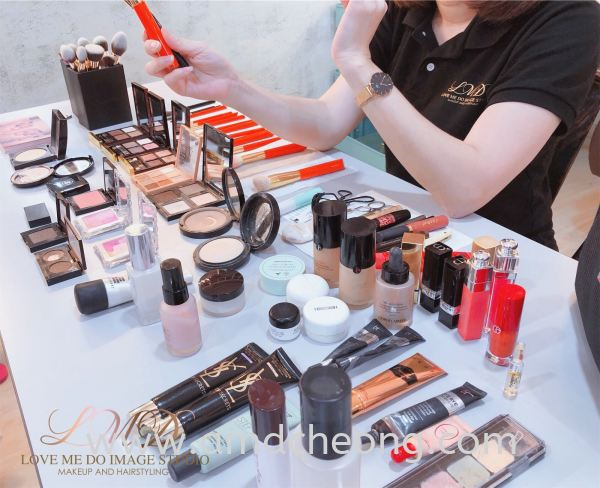 Professional Bridal Makeup and Hairstyling Course Singapore Service   Amanda Cheong Make Up Artist