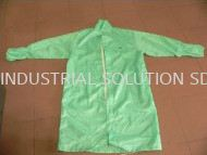 Smock Cleanroom ESD Apparel & Accessories Cleanroom Consumables Penang, Malaysia, Butterworth Supplier, Wholesaler, Supply, Supplies | Apply Industrial Solution Sdn Bhd