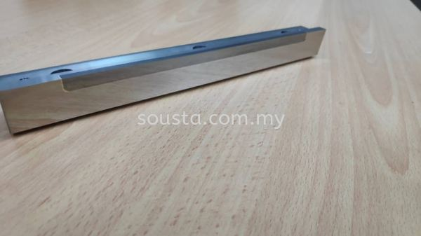 Brazed Carbide Knifes Plastic and Packaging Industries Johor Bahru (JB), Malaysia Sharpening, Regrinding, Turning, Milling Services | Sousta Cutters Sdn Bhd