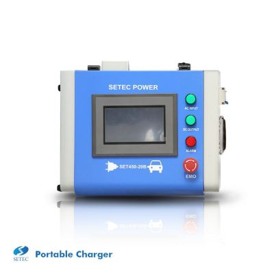 Portable Charger - 10kW