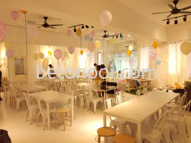 BIRTHDAY DECORATION - PISTACHIO PARTY , DAMAI PERDANA, CHERAS. Printing / Decoration Balloon Selangor, Malaysia, Kuala Lumpur (KL), Balakong Supplier, Suppliers, Supply, Supplies | Belon Ooi (M) Sdn Bhd