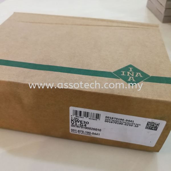 INA KWE30 G4V1  Others Penang, Malaysia, Bayan Baru Supplier, Suppliers, Supply, Supplies | Assotech Resources