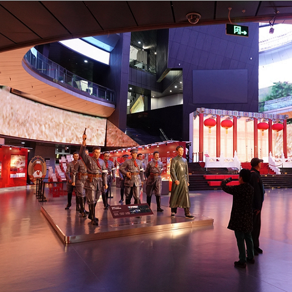 Museum exhibition showcases China's film industry achievements Others Malaysia Travel News   TravelNews