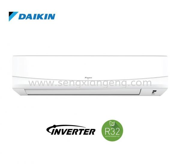 FTKG-Q SERIES (INVERTER) WALL MOUNTED AIR-COND Wall Mounted Inverter Daikin Air-Cond Johor Bahru JB Electrical Works, CCTV, Stainless Steel, Iron Works Supply Suppliers Installation  | Seng Xiang Electrical & Steel Sdn Bhd