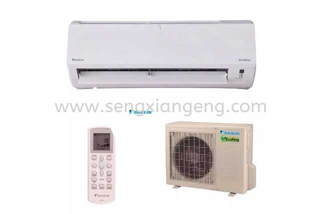 FTV-P SERIES (NON-INVERTER) WALL MOUNTED AIR-COND Wall Mounted Non-Inverter Daikin Air-Cond Johor Bahru JB Electrical Works, CCTV, Stainless Steel, Iron Works Supply Suppliers Installation  | Seng Xiang Electrical & Steel Sdn Bhd
