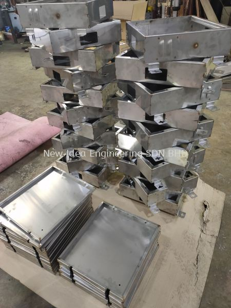 stainless steel switch box Switch Box Penang, Malaysia, Bukit Mertajam Supplier, Suppliers, Supply, Supplies | New Idea Engineering Sdn Bhd