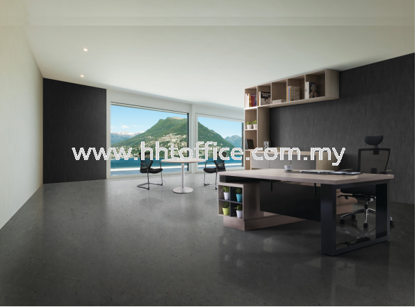 Office Desk-President Series Belco Set CEO Desk Office Table Selangor, Malaysia, Kuala Lumpur (KL), Puchong Supplier, Suppliers, Supply, Supplies   HHT Office Furniture