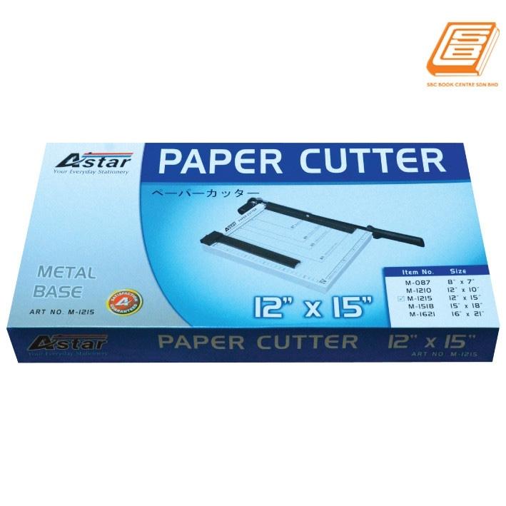 Astar - M1215 Paper Cutter 12 x 15