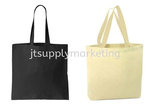 Canvas Tote Flat Bag