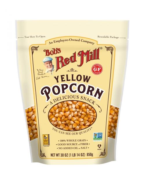 Yellow Popcorn Nuts, Seeds, Grains and Beans Bobs Red Mill Malaysia, Selangor, Kuala Lumpur (KL) Distributor, Wholesaler, Supplier, Supply | Ballun Distribution (M) Sdn Bhd