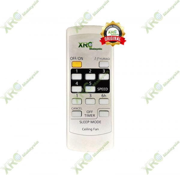 F-M15E2 PANASONIC CEILING FAN REMOTE CONTROL XRC MALAYSIA PRODUCT PANASONIC FAN REMOTE CONTROL Johor Bahru JB Malaysia Manufacturer & Supplier | XET Sales & Services Sdn Bhd