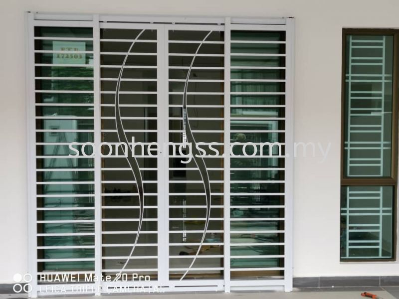 SLIDING DOOR METAL WORKS Johor Bahru (JB), Skudai, Malaysia Contractor, Manufacturer, Supplier, Supply | Soon Heng Stainless Steel & Renovation Works Sdn Bhd