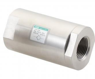 Check valve (for liquid) CCH Components for coolant Fluid control component CKD Selangor, Malaysia, Kuala Lumpur (KL), Puchong Supplier, Suppliers, Supply, Supplies | HLY Engineering Trading