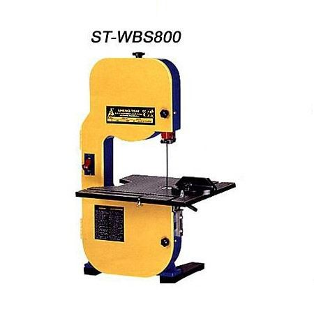 "MINI WOOD BANDSAW-CUTTING H-5""  W-8-1/4"" (BLADE 8MM X 0.03 X 56-1/8"") 1425MM WBS800 BAND SAW WOODWORKING TOOLS Singapore, Kallang Supplier, Suppliers, Supply, Supplies 