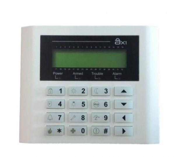 Alarm System DAIKIN Burglar Alarm System Johor Bahru (JB), Malaysia Supplier, Supply, Supplies, Retailer | SH Communications & Technologies Sdn Bhd / S.H. MARKETING
