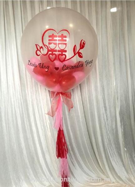 Table Centerpiece Balloon Wedding Balloon Decoration Selangor, Malaysia, Kuala Lumpur (KL), Ampang Service, Supplier, Supply, Supplies | Balloon Two U