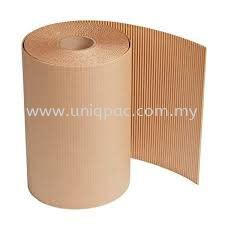 Single Face Roll Corrugated Sheet Corrugated Box Selangor, Malaysia, Kuala Lumpur (KL), Shah Alam Supplier, Suppliers, Supply, Supplies | UNIQPAC PACKAGING ENTERPRISE