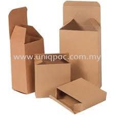 Die Cut Box Die Cut Box Corrugated Box Selangor, Malaysia, Kuala Lumpur (KL), Shah Alam Supplier, Suppliers, Supply, Supplies   UNIQPAC PACKAGING ENTERPRISE