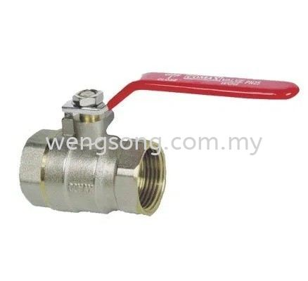 Ball Valve Brass Screw Ended Handle Ball Valves Valves Water Supply Division Kuala Lumpur (KL), Malaysia, Selangor Supplier, Suppliers, Supply, Supplies | WENGSONG CORPORATION SDN BHD