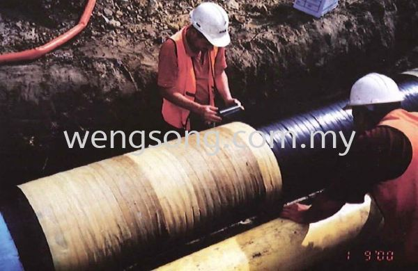 AWC Petrolatum Tapes Petrolatum Tape Pipes And Fittings Accessories Water Supply Division Kuala Lumpur (KL), Malaysia, Selangor Supplier, Suppliers, Supply, Supplies | WENGSONG CORPORATION SDN BHD