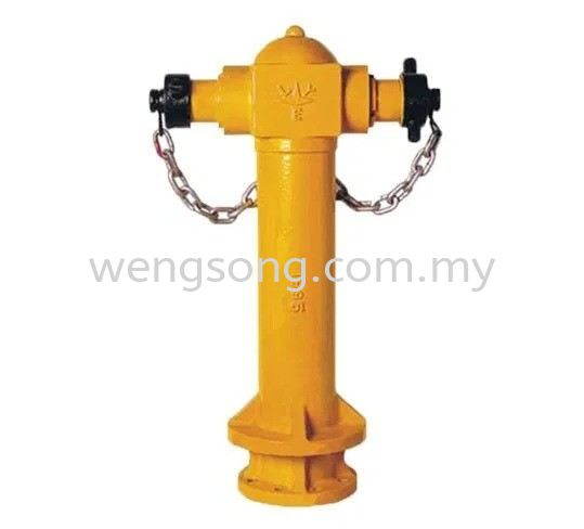 Pillar Hydrant Pillar Hydrant  Pipes And Fittings Accessories Water Supply Division Kuala Lumpur (KL), Malaysia, Selangor Supplier, Suppliers, Supply, Supplies   WENGSONG CORPORATION SDN BHD