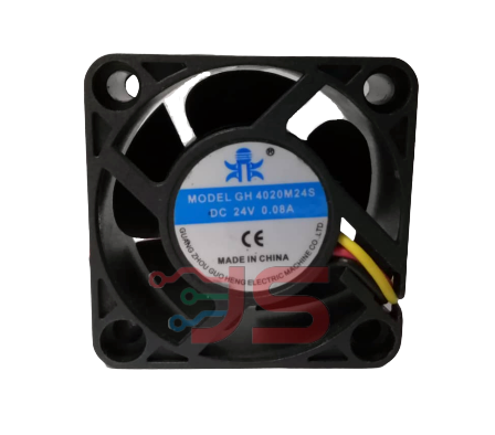 DC Fan Blower DC24V 3 Lead wires Cooling & Thermal Management Melaka, Malaysia, Batu Berendam Supplier, Suppliers, Supply, Supplies | Jit Sen Electronics Sdn Bhd