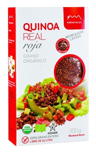 Organic Royal Quinoa Red Grain Grains Andean Valley Malaysia, Selangor, Kuala Lumpur (KL) Distributor, Wholesaler, Supplier, Supply   Ballun Distribution (M) Sdn Bhd
