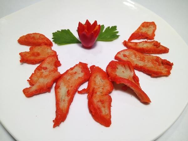 V.Char Sao ²æÉÕÇÐ Frozen Gluten Products üI½î®aÆ· Johor, Malaysia, Simpang Renggam Supplier, Suppliers, Supply, Supplies | Exclwell Vegetarian Food Industry Sdn Bhd