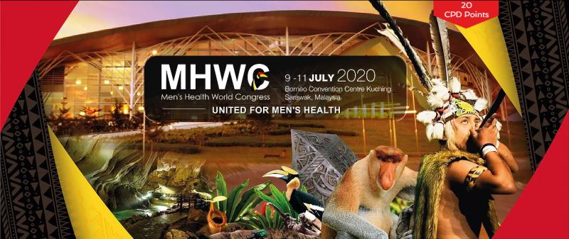 Mens Health World Congress July 2020 Malaysia Future, Upcoming, Fair, Exhibition | NEWEVENT MALAYSIA
